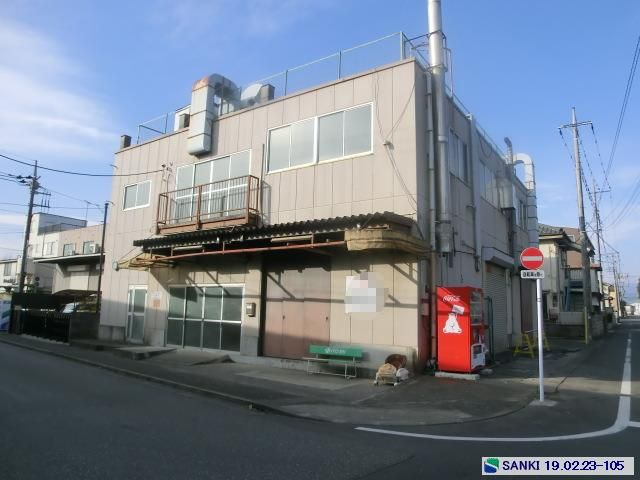 売工場 2階建て 準工 角地 駅近